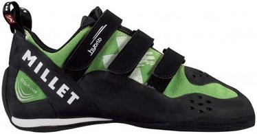 Millet Hybrid Climbing Shoes Green / Black 43 1/3