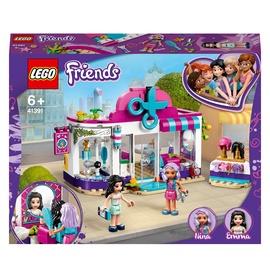 Конструктор LEGO Friends Парикмахерская Хартлейк Сити 41391, 235 шт.