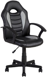 Home4you Work Chair Formula-1 Black / Gray 27441