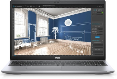 Ноутбук Dell Precision 3560 Workstation 210-AXWQ_273572706 Intel® Core™ i7, 8GB/512GB, 15.6″
