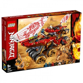 Lego Blocks Ninjago Land bounty 70677