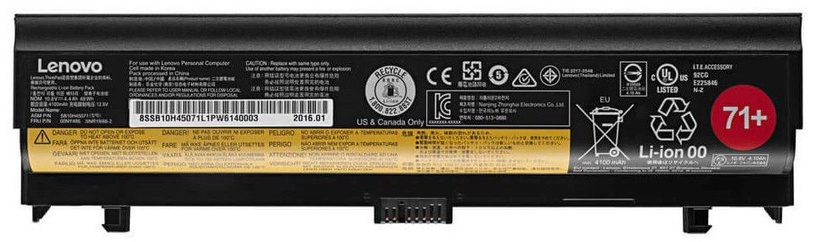 Lenovo ThinkPad Battery for L560 48Wh 6-Cell