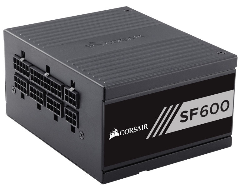 Corsair ATX 2.2 SF Series™ SF600 600W CP-9020105-EU