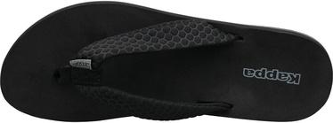 Kappa Pahoa Womens Flip Flops 242668-1111 Black 38