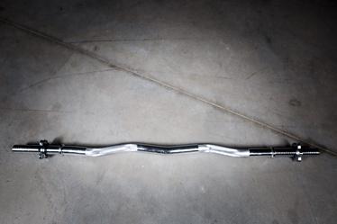 Lenktas grifas, su užraktais DLB021, 120 cm