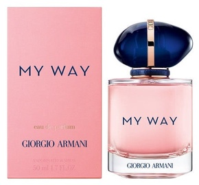 Parfüümid Giorgio Armani My Way 50ml EDP
