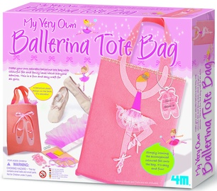 4M My Very Own Ballerina Tote Bag 2759