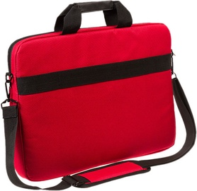 "Accura Gino Laptop Bag 15.6"" Red"