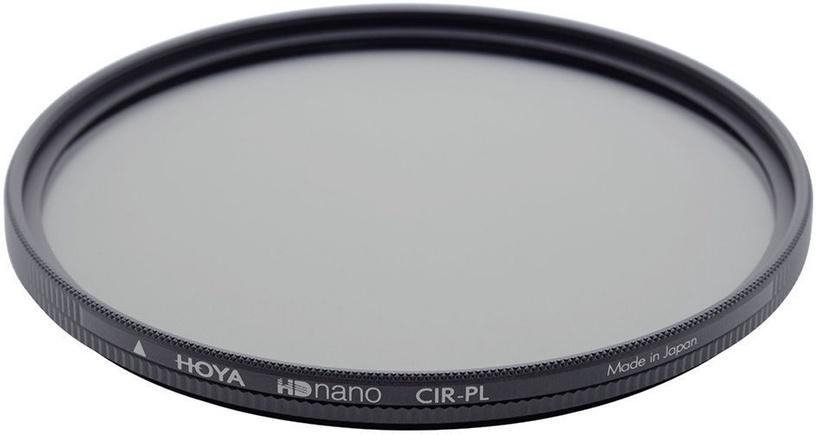 Hoya HD Nano Cir-Pl Filter 82mm
