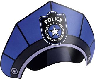 Amscan Police Party Hats 8pcs