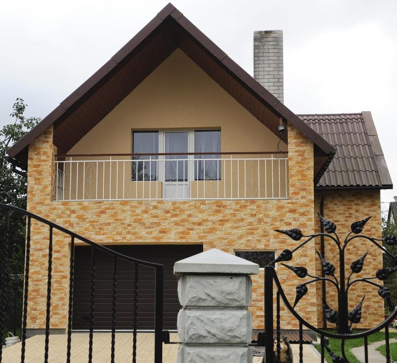 Декоративный камень Stonelita Decorative Stone Tiles Korolita 04.44 47.3x9.3cm
