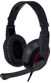 Tracer GameZone Radian RGB Flow Over-Ear Gaming Headset Black