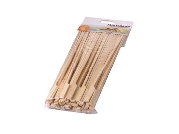 Bambukiniai Iešmukai 25 cm, 50 vnt