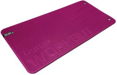 Tiguar Workout II Mat 100x50cm Purple