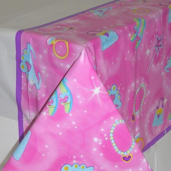 Amscan Princess Table Cover 137 x 259cm