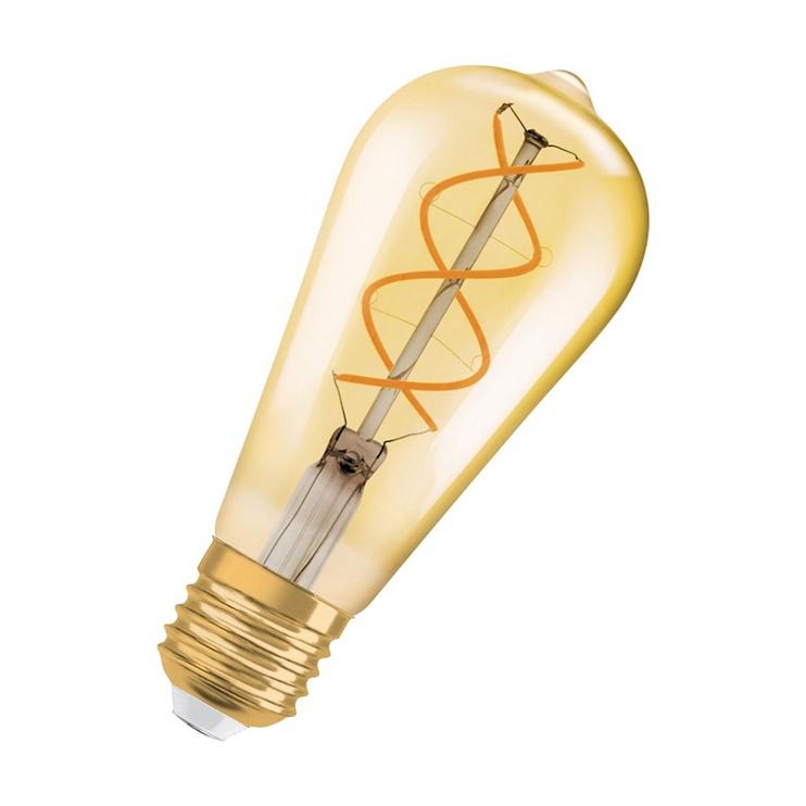 Led lamp Osram 1906 EDISON, 5W, E27, 2000K