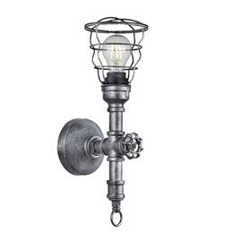 Sieninis šviestuvas Trio Antique, 60 W, E27