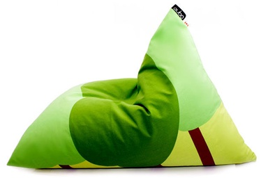 Qubo Tryangle Bean Bag Art.82487 Trad Tale Green