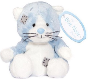 Carte Blanche My Blue Nose Friends Kittywink the Cat