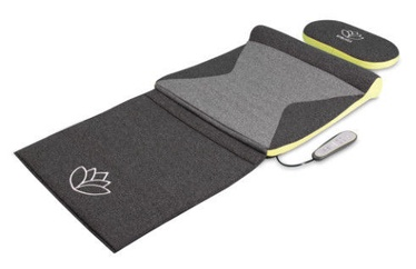 Homedics Strech XS Back Stretching Mat TYM-500 Gray