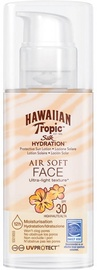 Hawaiian Tropic Silk Hydration Air Soft Face Sun Lotion SPF30 50ml