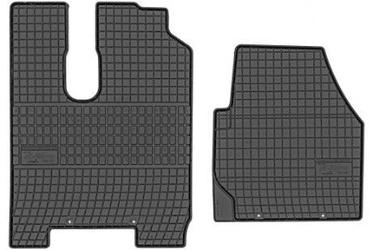 Резиновый автомобильный коврик Frogum Mercedes Benz Actros MPII-III, 2 шт.