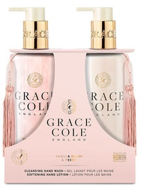 Grace Cole Ginger Hand Care Duo 300ml Vanilla Blush & Peony