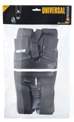 Diržas Universal, skirtas naudoti žoliapjovėms ir trimeriams