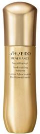 Sejas losjons Shiseido Benefiance NutriPerfect Pro-Fortifying Softener, 150 ml