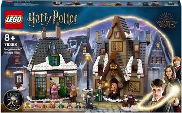Конструктор LEGO Harry Potter Визит в деревню Хогсмид 76388, 851 шт.