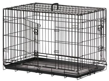 Клетка Karlie Flamingo Metal Cage Black 93x57x62cm