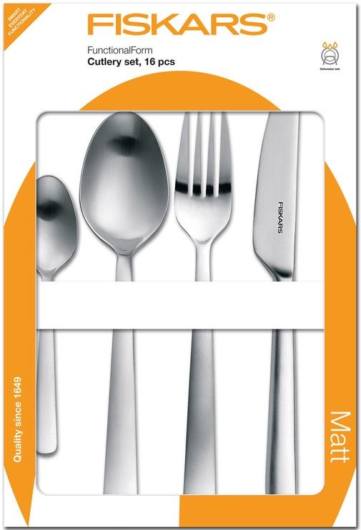 Galda piederumu komplekts Fiskars Functional Form Cutlery 16gab 1002958