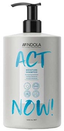 Šampūnas Indola Act Now Hydrate, 1000 ml