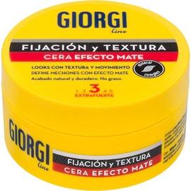 Giorgi Line Matte Effect Wax No.3 75ml