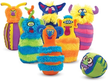 Melissa & Doug Monster Bowling 12210