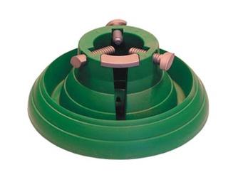 Kalėdinės eglutės stovas ST-549159, žalias