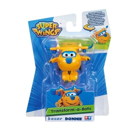 Lėktuvas robotas Donnie Superwings