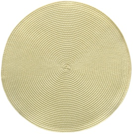 Home4you Tablemat Sunny Placemat D38cm Yellow