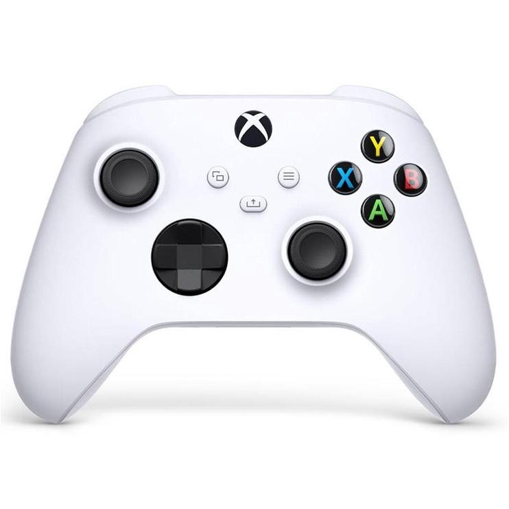 Игровой контроллер Microsoft XBOX Series Wireless Controller White