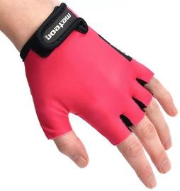 Перчатки Meteor, розовый/серый, XS