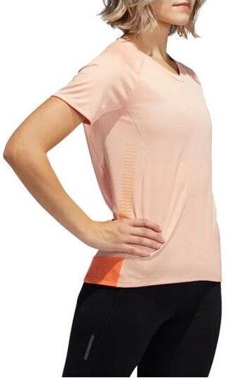 Adidas Rise Up N Run Parley Tee 25/7 EI6305 Womens S