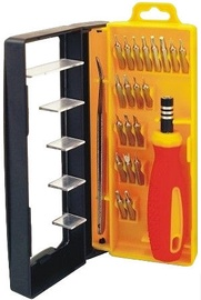 Beast Mini Screwdriver + Bit Set 20pcs