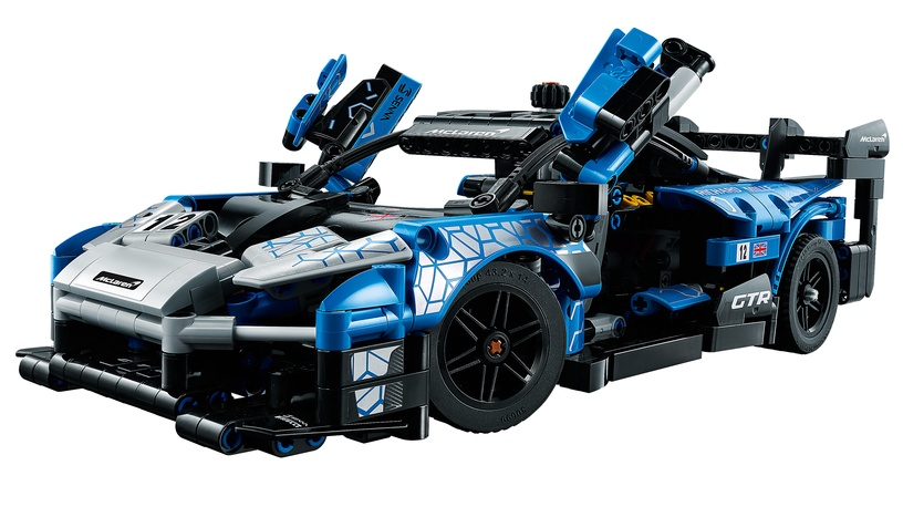 Конструктор LEGO Technic 42123, 830 шт.