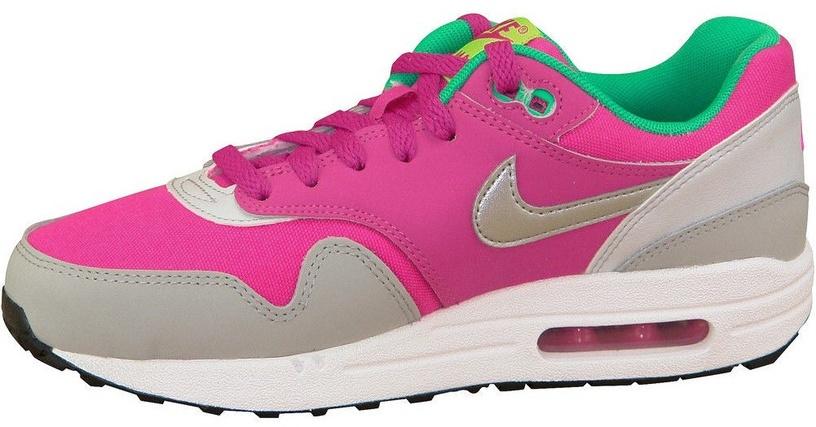Nike Sneakers Air Max 1 Gs 653653-600 Pink 36.5