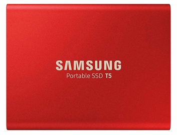Samsung T5 500GB USB 3.1 Red