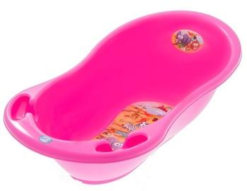 Tega Baby Safari Bathtub Pink 102cm