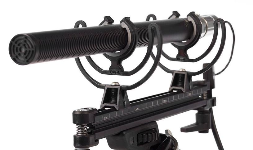 RØDE NTG3 Shotgun Microphone Black