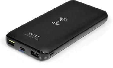 Зарядное устройство - аккумулятор Port Designs 900119, 18000 мАч, черный