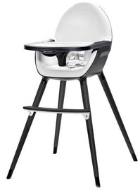 KinderKraft Baby Chair Fini Full Black