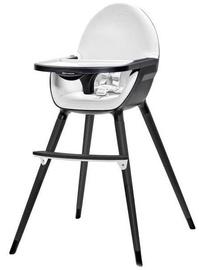 Maitinimo kėdutė KinderKraft Fini Full Black
